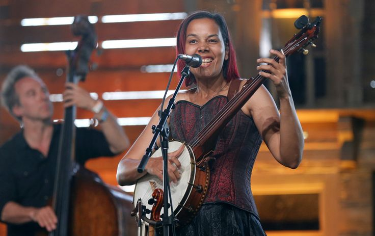 Stagecoach 2017: 'I'm not shying away from anything,' Rhiannon Giddens says of her music
