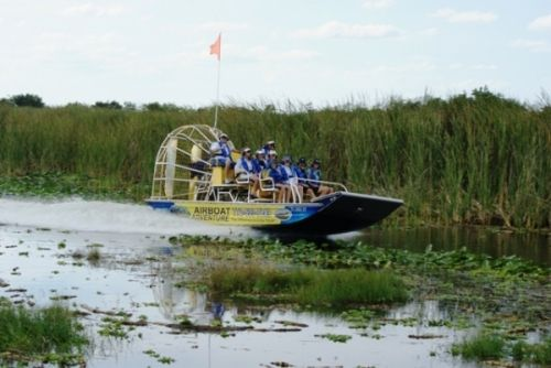 Airboat Tours - Capt. Bob's Airboat Adventure Tours - Vero Beach Florida