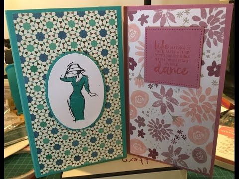 Memo notebook cover – Crafting With Louisa