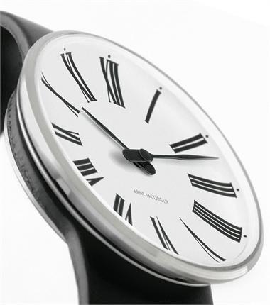 Rosendahl Arne Jacobsen Roman White Dial Watch   Free Shipping at Watchismo