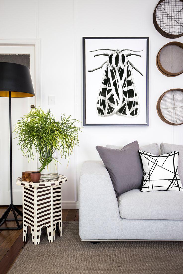 433 best Art images on Pinterest | Living room ideas, Bed furniture ...