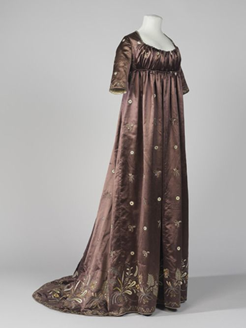 Dress, 1803-07, From the Museu del Disseny