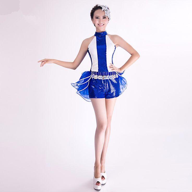 Alibaba グループ | AliExpress.comの 中国の フォークダンス からの 内容:のみタキシードトップとショーツ(無その他アクセサリー) サイズ(cm)バストウエストラインヒップラインs867090m907393l937696xl9680100xxl10083103を許可し 中の グリーンロイヤルブルーレッドストライプスパンコールモダンダンス衣装服pailletteのファッションジャズダンスdsパフォーマンスの摩耗