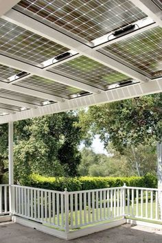 Solar Canopies & Awning Systems Photo Gallery
