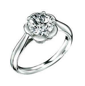 カメリア コレクション エンゲージメントリング - CHANEL(シャネル)の婚約指輪