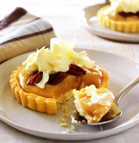 Тарталетки «Баноффи» | Десерты, Рецепты десертов, Сладкие ...