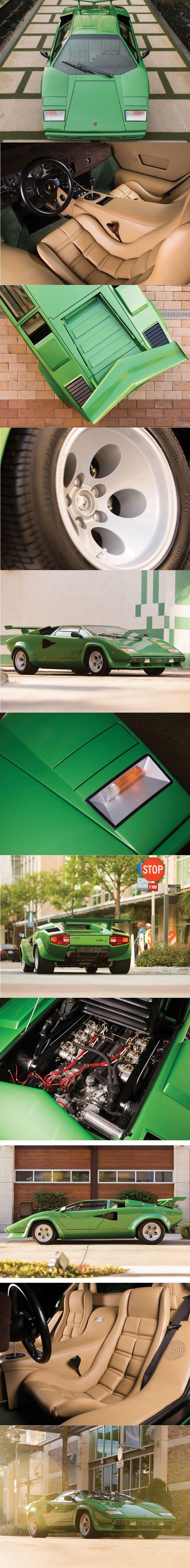 e5376d725f2f2a08aab8782f1ac5108f Astounding Lamborghini Countach Built In Basement Cars Trend