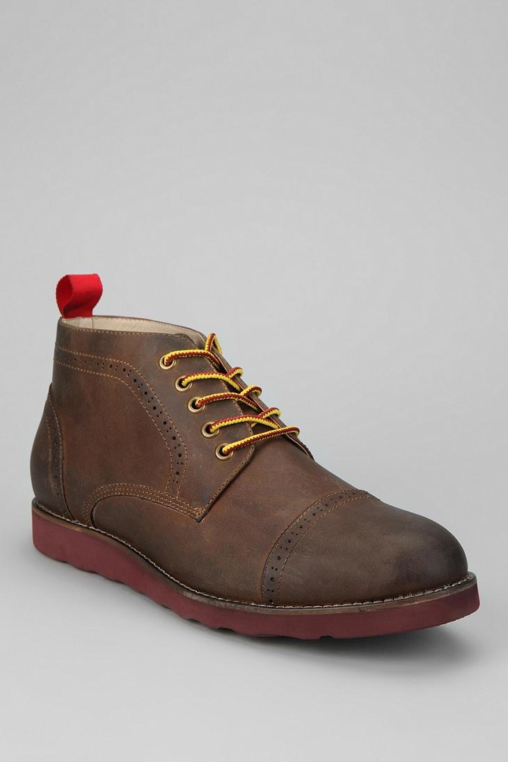 Hawkings McGill Work Brogue Chukka Boot  #UrbanOutfitters
