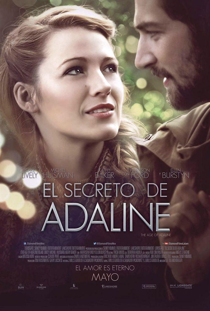 CINEMA unickShak: EL SECRETO DE ADALINE - cine MÉXICO Estreno: 08 de Mayo 2015