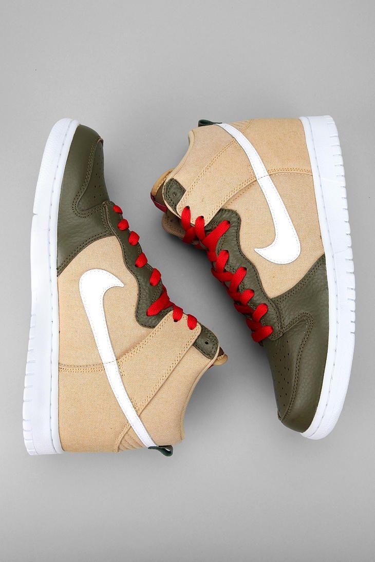 Nike Dunk Hi Sneaker  #UrbanOutfitters