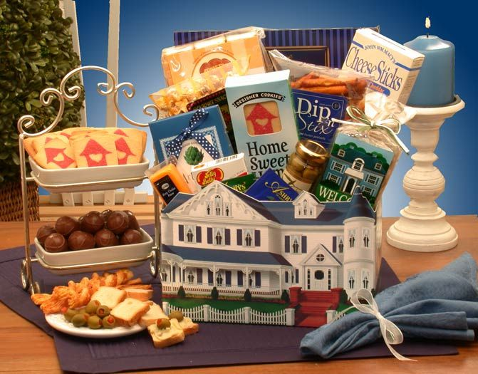sweet welcome to your new home gift ideas. Home Sweet This unique gift box is filled to overflowing with an  abundance of sweet treats and tasty snacks The theme bags says it all when you 21 best New Gifts images on Pinterest for new home