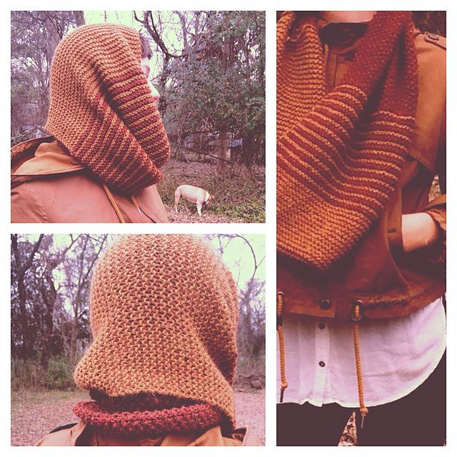 Free Pattern: The Alex Infinity Cowl by Ryan-Ashley Anderson