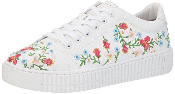 Marco Tozzi 23742, Zapatillas para Mujer, Blanco (White Comb 197), 42 EU