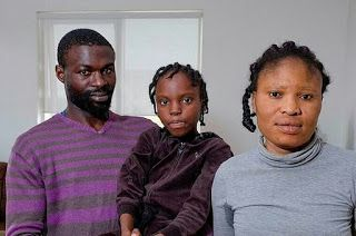 Iceland set to deport Nigerian couple daughter
