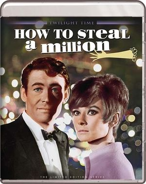 How to Steal a Million - Blu-Ray (Twilight Time Ltd. Region Free) Release Date: April 18, 2017 (Screen Archives Entertainment U.S.)