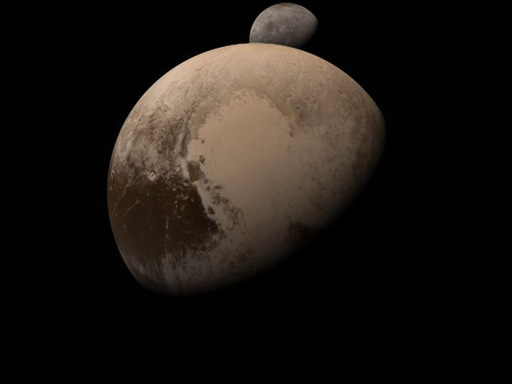 The Pluto Flyby in One Beautiful Video
