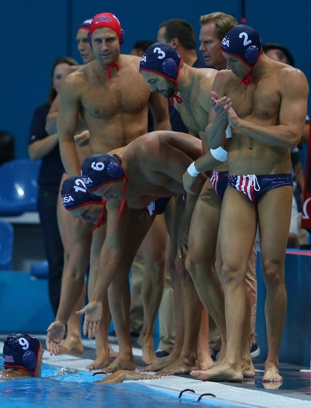 33 Things To Love About Men's Water Polo....yesss<3