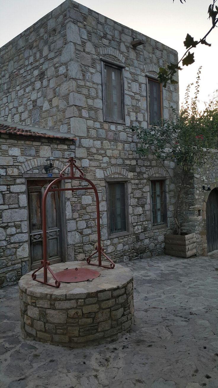 Eski datça (taş ev)