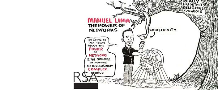 Latest RSA Animate on the power of networks
