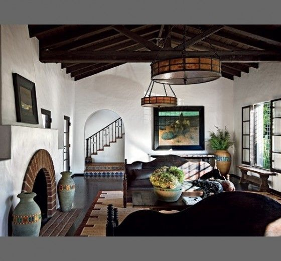 Mediterranean Revival Designs Curated By Los Angeles: Best 20+ Spanish Colonial Homes Ideas On Pinterest