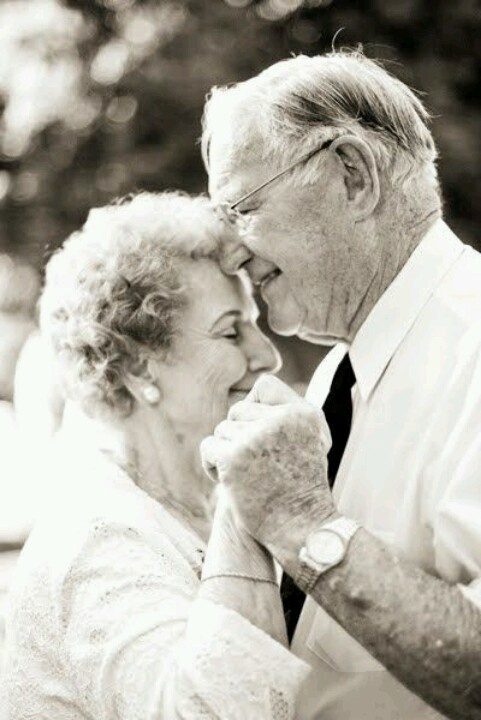 Old couples are the best