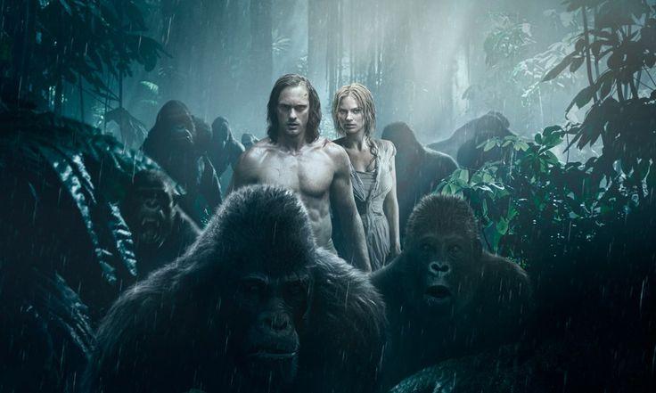 WIN tickets to see The Legend of Tarzan, in cinemas July 7 #ScreenScoopGiveaway