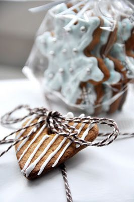 ♥ homemade biscuits Christmas