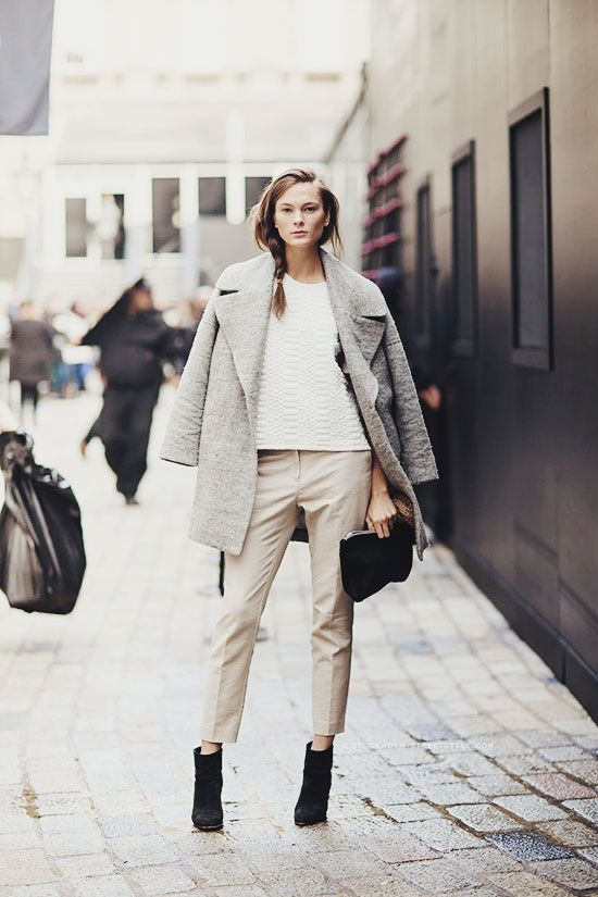 Fashion Inspiration | 32 Images of Autumn Style -- a slideshow compilation of favourite street style looks, Part 4