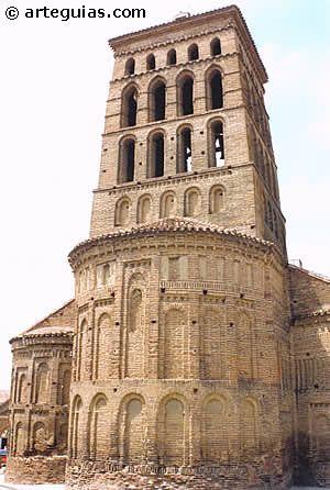 Iglesia mudéjar de San Lorenzo de Sahagún