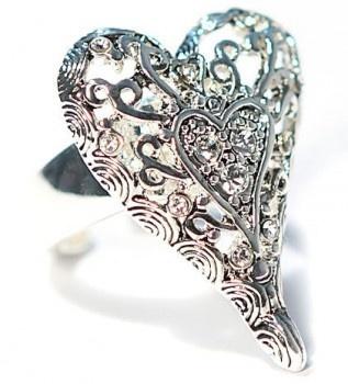 Hjerter, ring