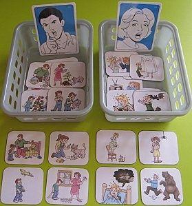 kartičky o domácnosti