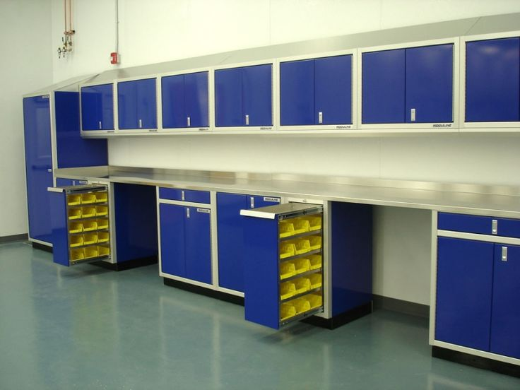 Garage Photos Aluminum Storage Cabinets Moduline