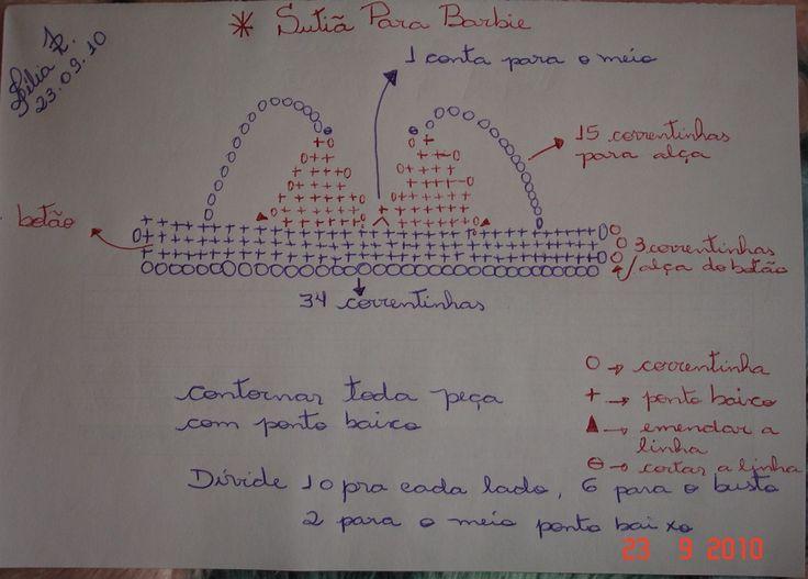 EU+QUE+FIZ+-+ROUPA+BARBIE+CROCHE+E+TRICO+-+LILIA+R.+23-09-2010+054.JPG 1,142×819 pixels