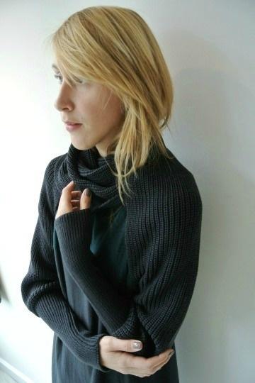 SCIARPONE / timeless scarf