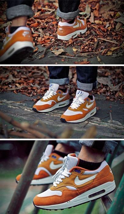 @New Balance Autumn leaves #footwear #zapatillas