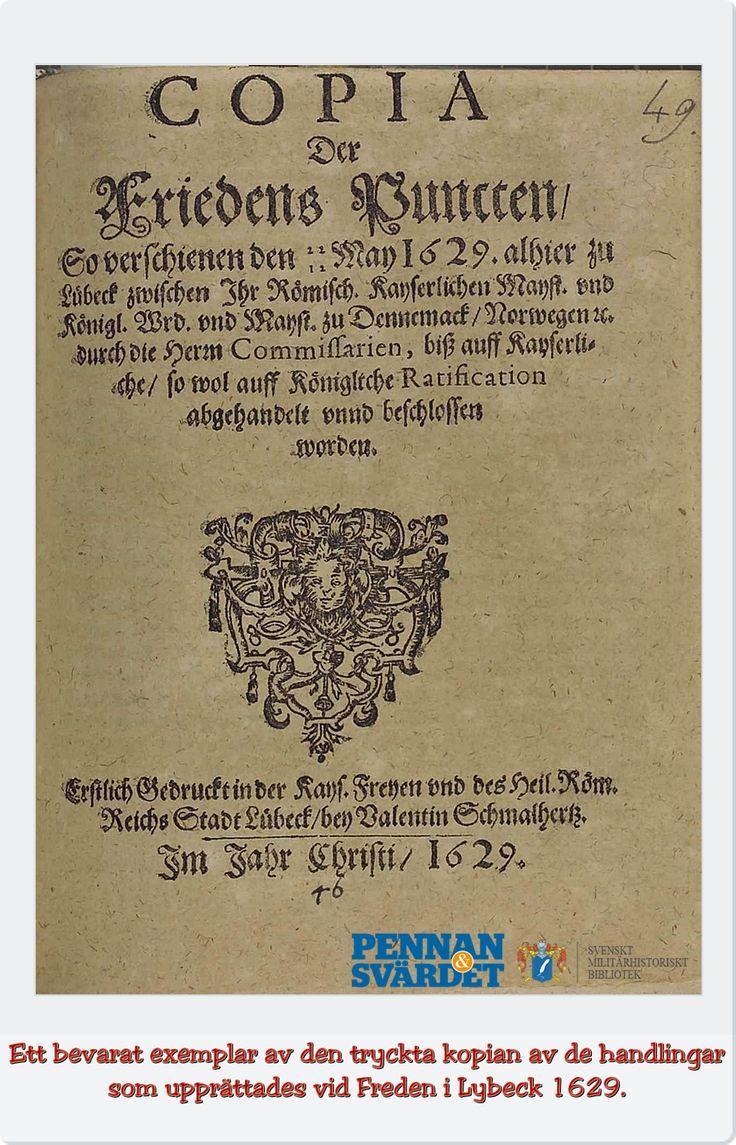 Danska deltagandet i 30-åriga kriget blev katastrofalt. Sommaren 1627 trängde fienden in och besatte hela den jylländska halvön. Där stannade offensiven upp för katolikerna begränsades av starka danska flottan. Med diplomatiska medel löstes frågan vid freden i Lybeck 1629. Danmark ägde större diplomatisk finess än militär förmåga & lyckades behålla sina nationsgränser. Nu trädde ärkefienden Sverige fram, med Gustav II Adolfs framgångar på tyska slagfälten ändrades maktordningen i norra…