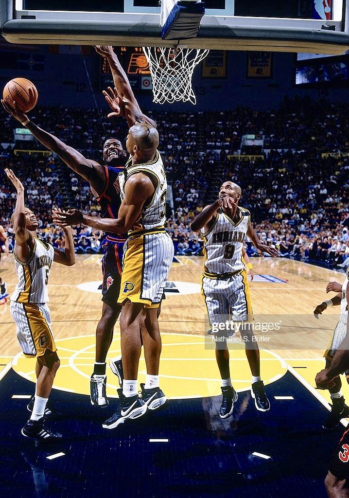 Pin de Tony Johnson em NBA