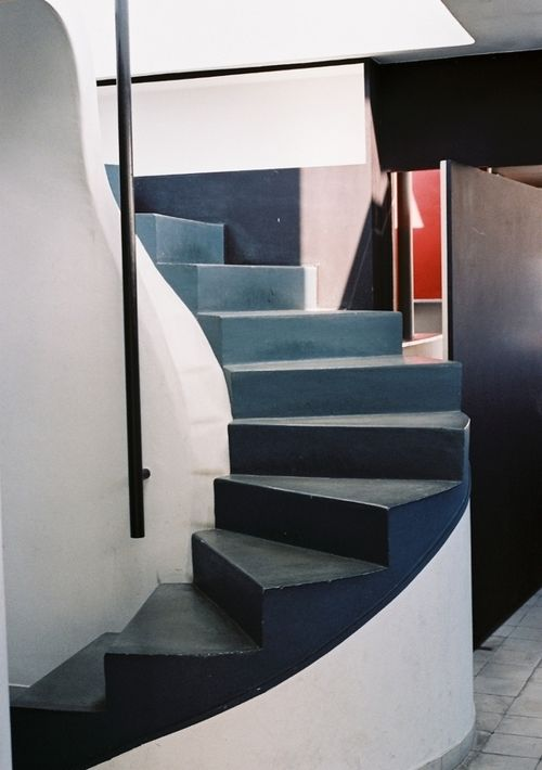 Appartement Atelier Le Corbusier Stairs Ramps