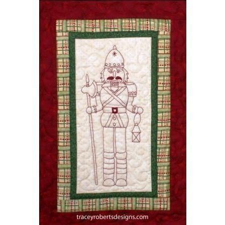 Nutcracker Christmas Quilt BOM Block 6