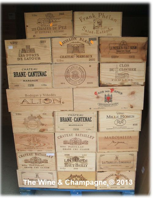 10 best wine crates images on pinterest wine crates for Where can i find old wine crates