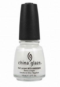 China Glaze- White Out