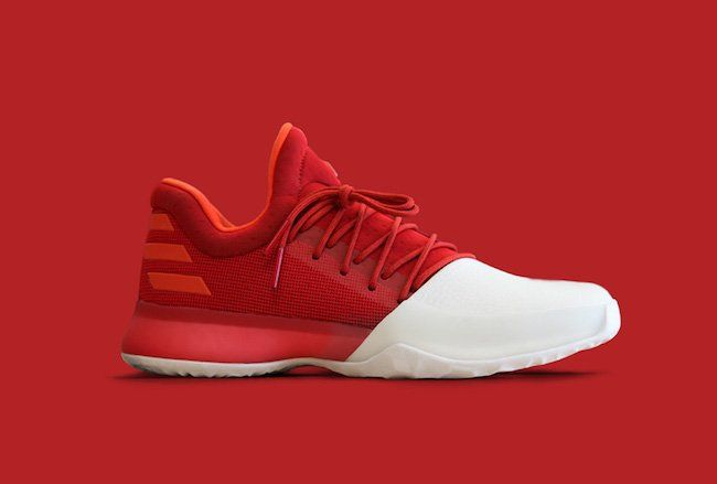 A$148 | adidas James Harden Vol. 1 – Red Delivered