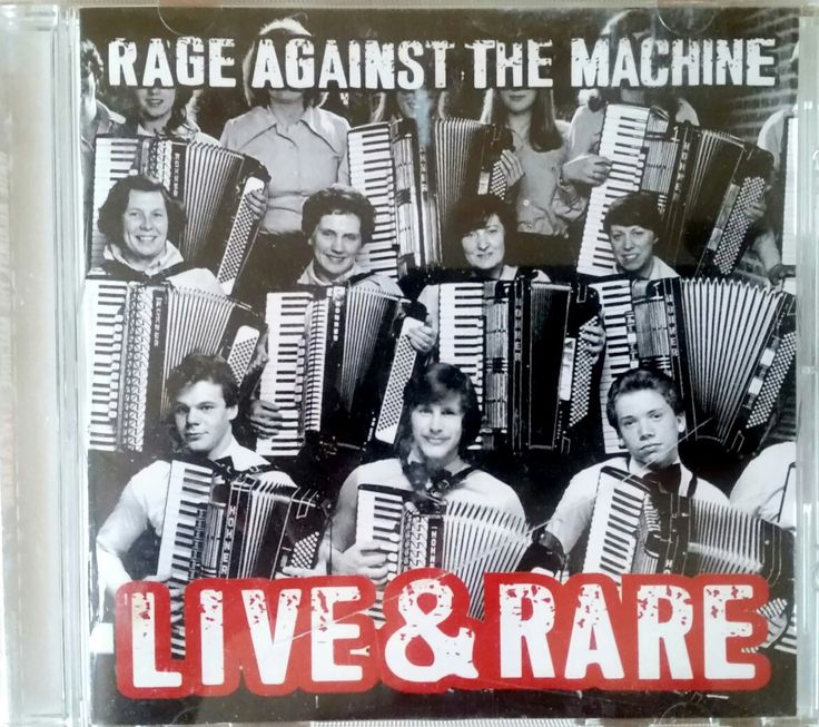 Live & Rare is the first live album and the first compilation of material by the American rap metal band Rage Against the Machine, released only in Japan (1998). wikipedia.org