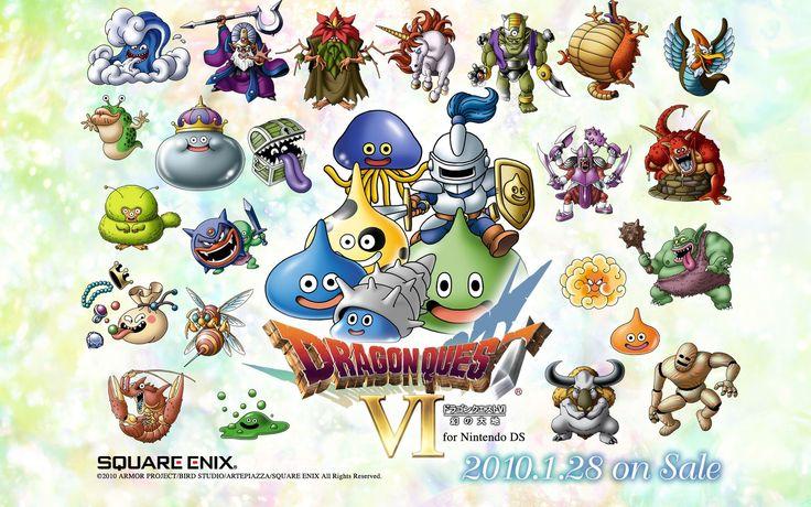 dragon quest vi desktop nexus wallpaper 1920x1200