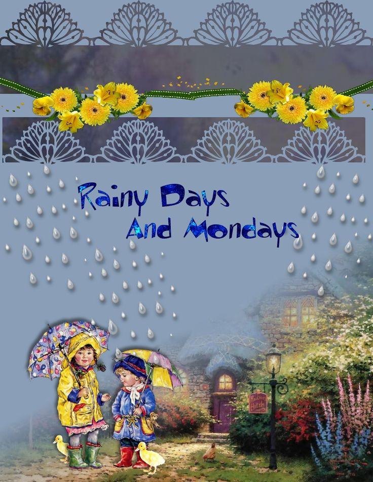 Rainy monday lyrics