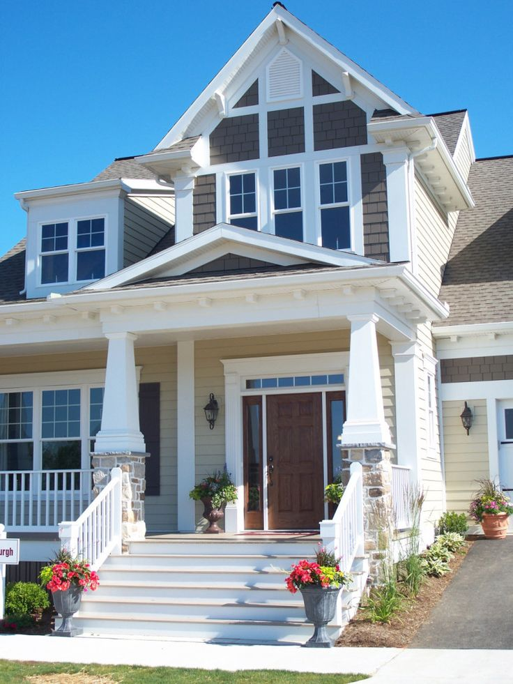 14 best windows styles simonton windows images on for Modern house siding solutions