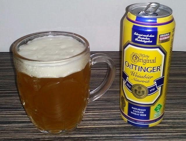 Bere nefiltrata Oettinger