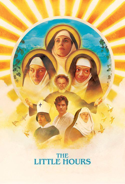 The Little Hours (2017) Full Movie Streaming HD