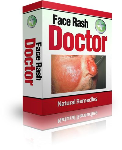 Red rash temple liver spot