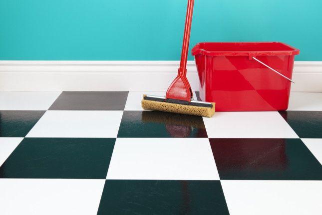Detersivo per lavare i pavimenti con il bimby e senza.. ricetta
